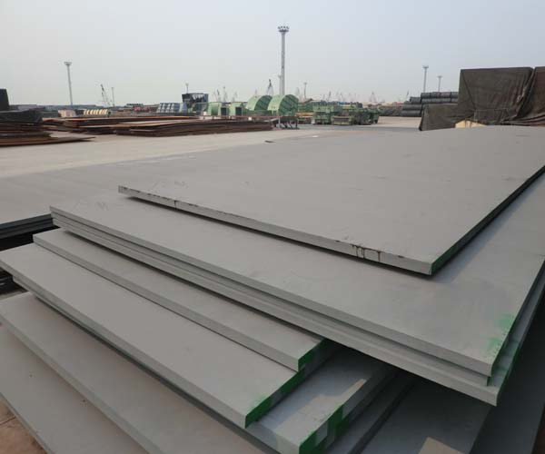 EN10025-3 S460NL steel plate with high strength carbon structural