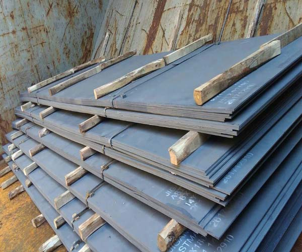 Standard EN 10025-3 S275N grade steel plate specification sales